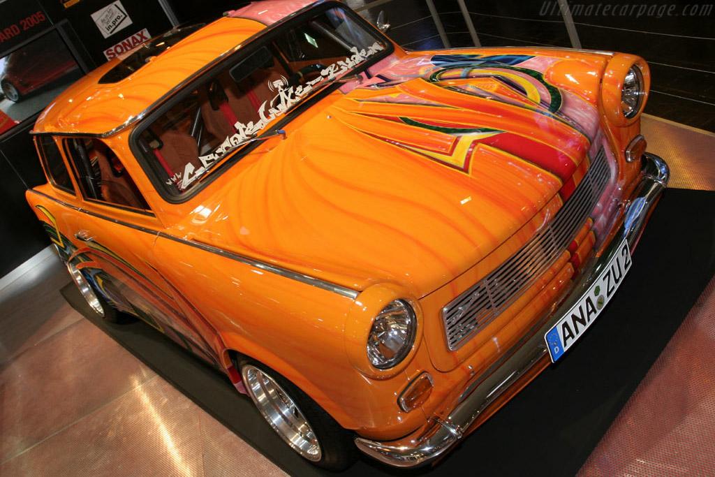 Trabant 601    - 2005 Essen Motor Show