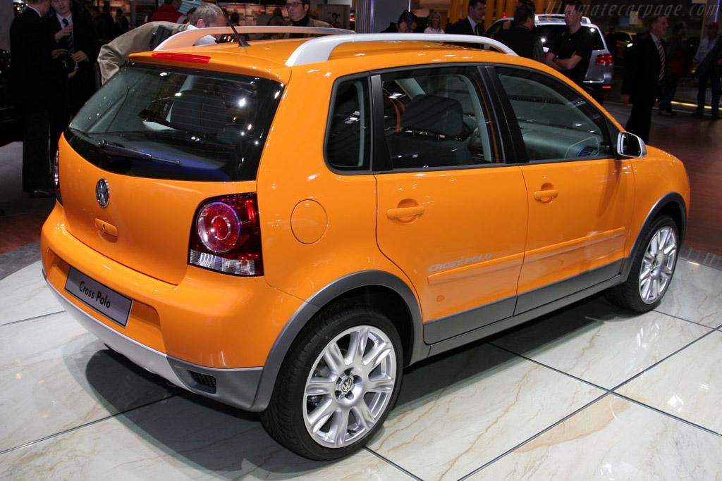 Volkswagen Cross Polo    - 2005 Essen Motor Show