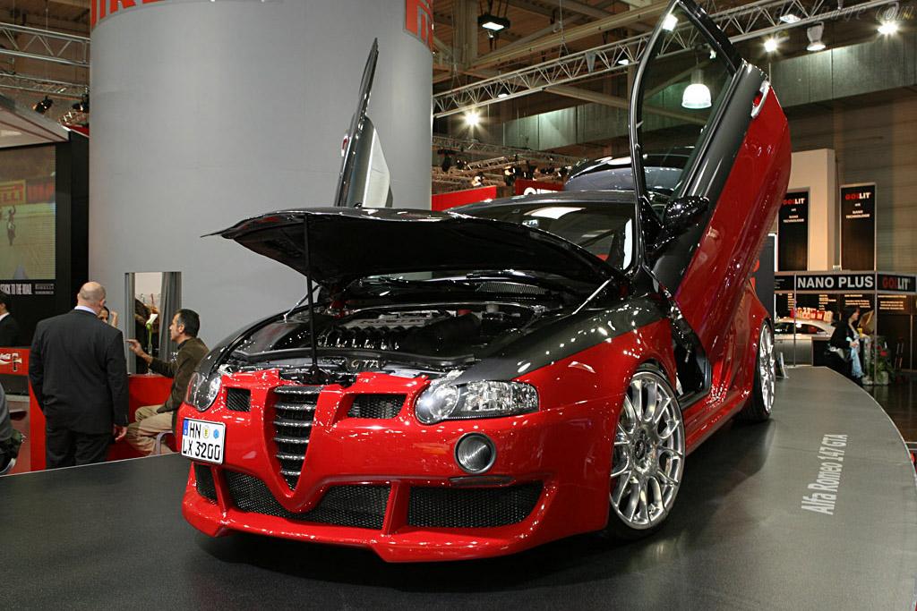 Alfa Romeo 147 GTA    - 2006 Essen Motor Show