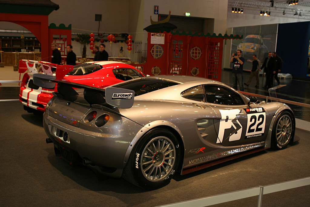 Ascari KZ1R GT3    - 2006 Essen Motor Show
