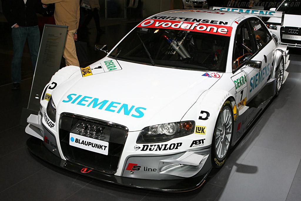 Audi A4 DTM    - 2006 Essen Motor Show