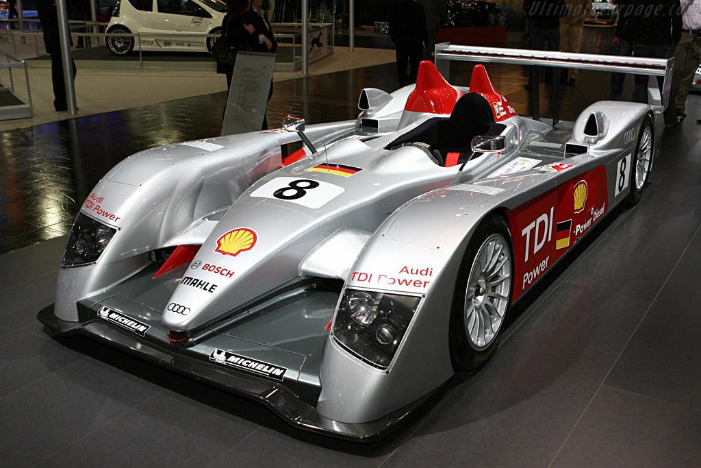 Audi R10    - 2006 Essen Motor Show