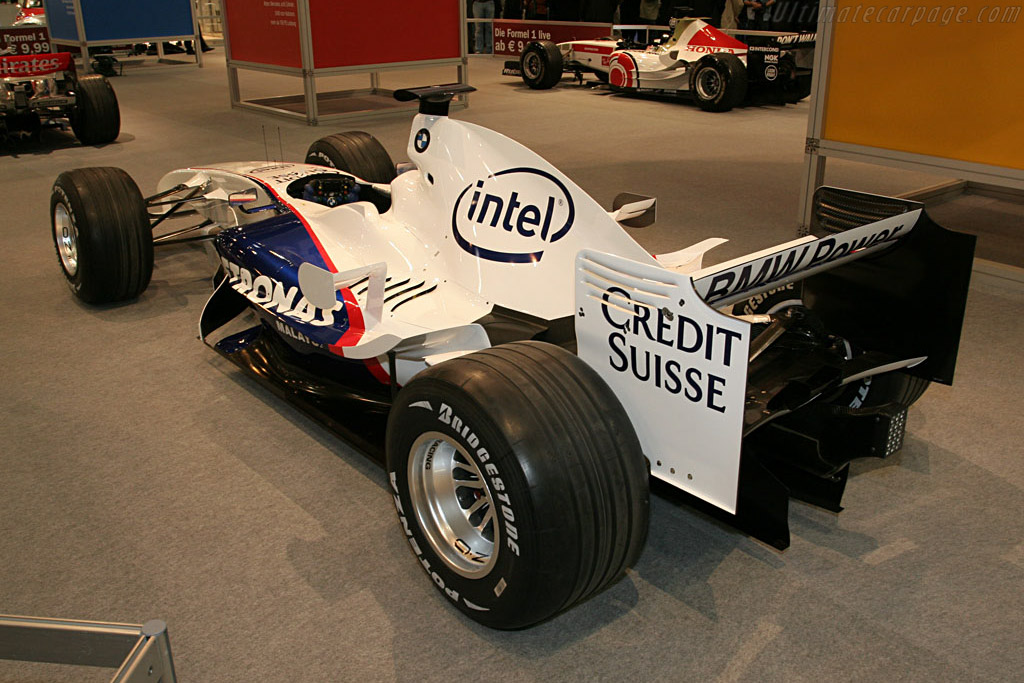 BMW Sauber    - 2006 Essen Motor Show