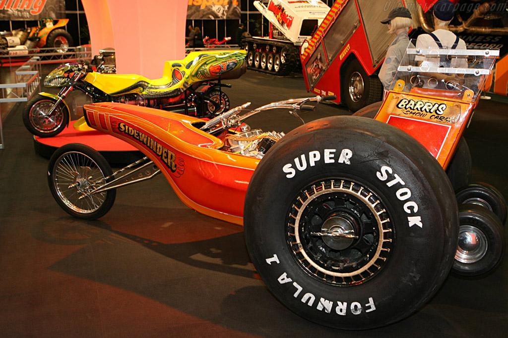 Barris Sidewinder    - 2006 Essen Motor Show