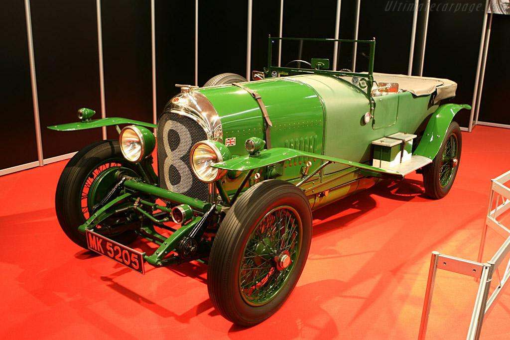 Bentley 3 Litre Vanden Plas Tourer    - 2006 Essen Motor Show