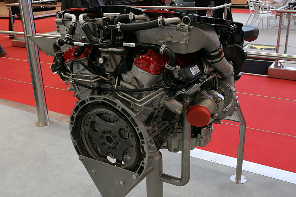 Brabus CLS Rocket    - 2006 Essen Motor Show