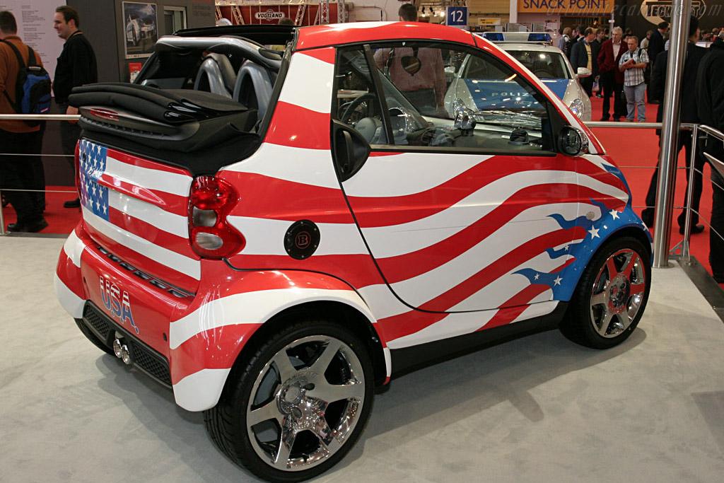 Brabus Smart    - 2006 Essen Motor Show