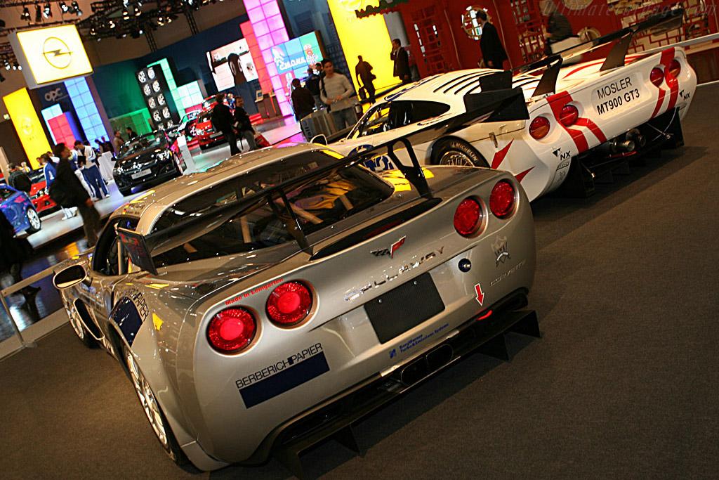 Chevrolet Corvette Callaway GT3    - 2006 Essen Motor Show