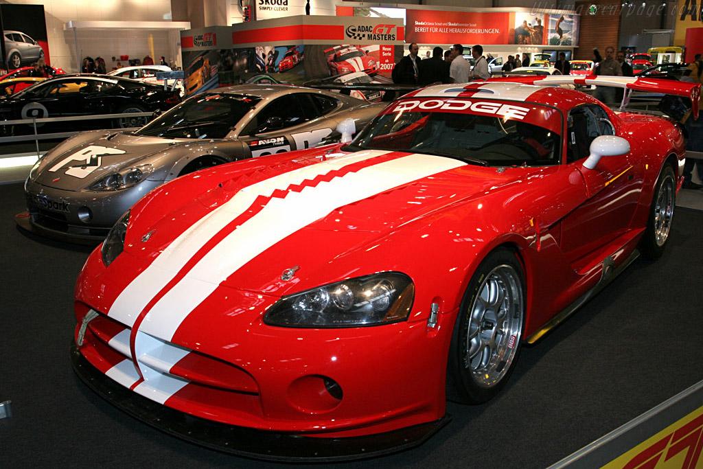 Dodge Viper GT3    - 2006 Essen Motor Show