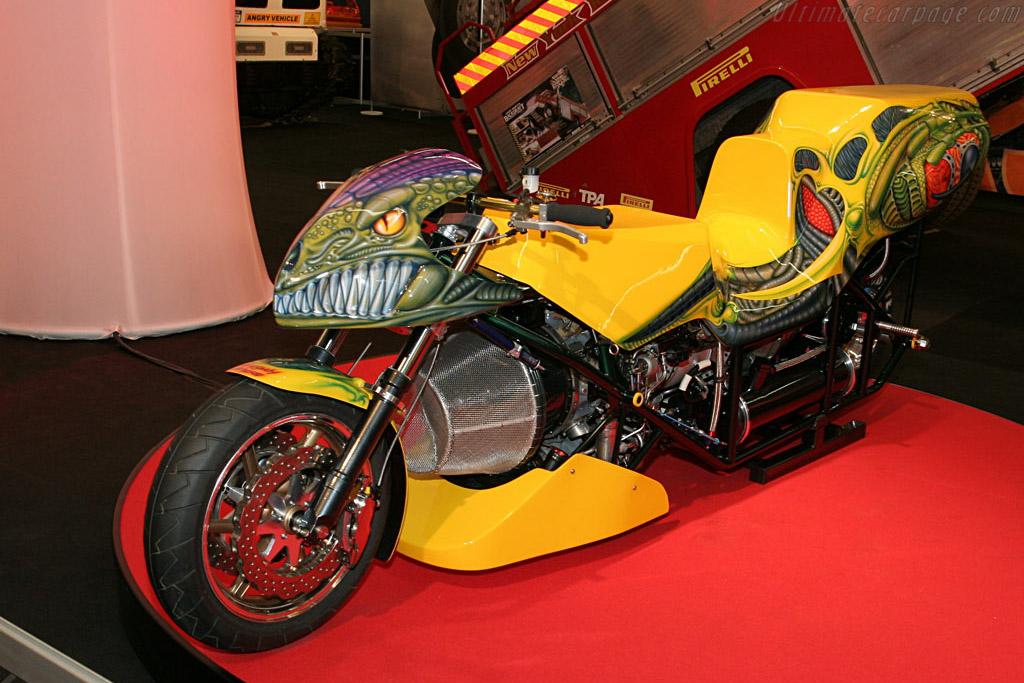 Drag Bike    - 2006 Essen Motor Show