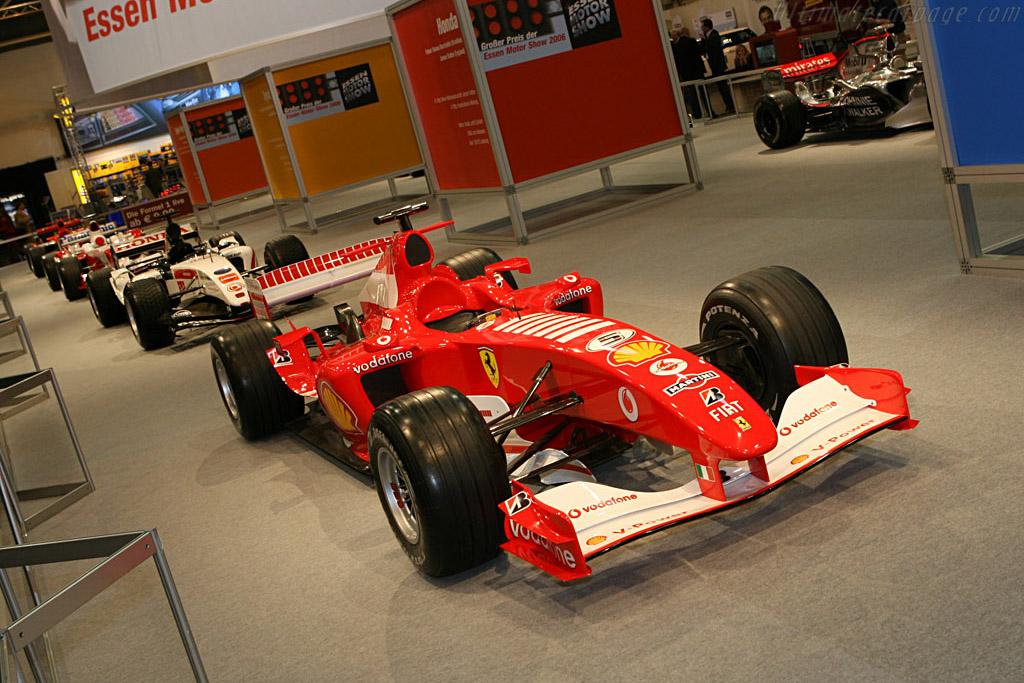 Ferrari 248 F1    - 2006 Essen Motor Show