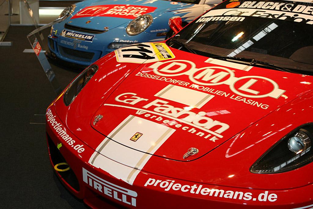 Ferrari F430 Challenge GT3    - 2006 Essen Motor Show