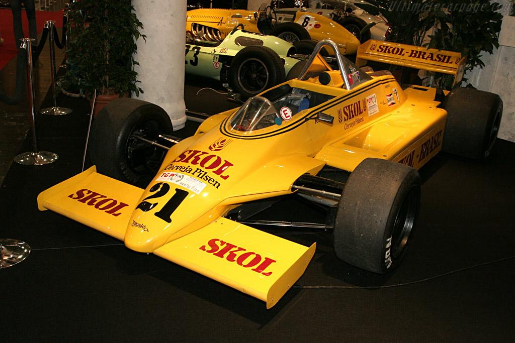 Fittipaldi F8    - 2006 Essen Motor Show