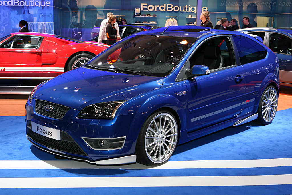 Ford Focus ST Race    - 2006 Essen Motor Show
