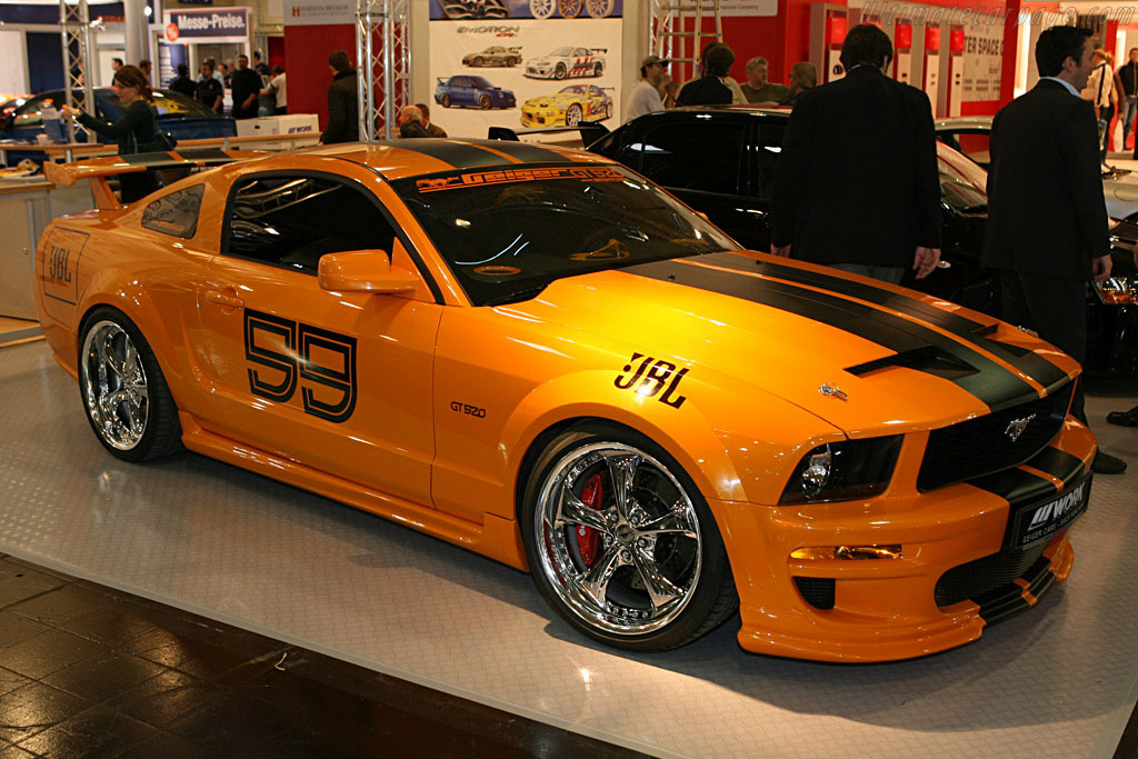 Geiger Mustang GT520    - 2006 Essen Motor Show
