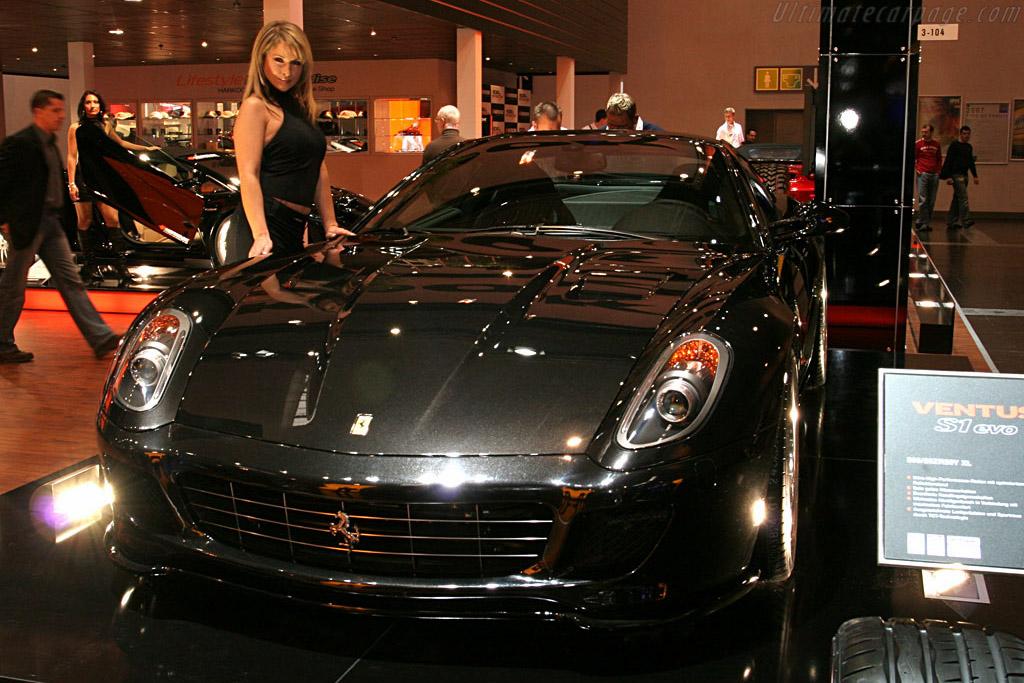 Hamann 599 GTB    - 2006 Essen Motor Show