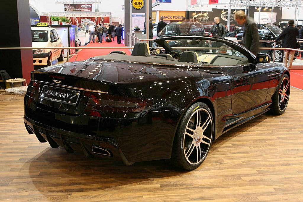 Mansory DB9 Volante    - 2006 Essen Motor Show
