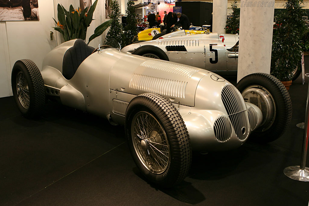 Mercedes-Benz W125 - Chassis: 166369   - 2006 Essen Motor Show