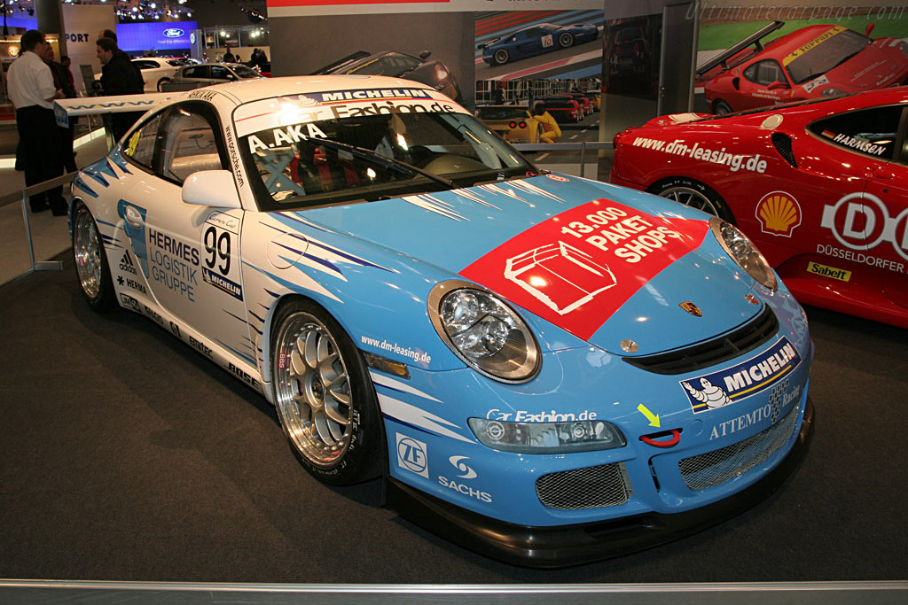porsche 911 gt3 2006 essen motor show. Black Bedroom Furniture Sets. Home Design Ideas