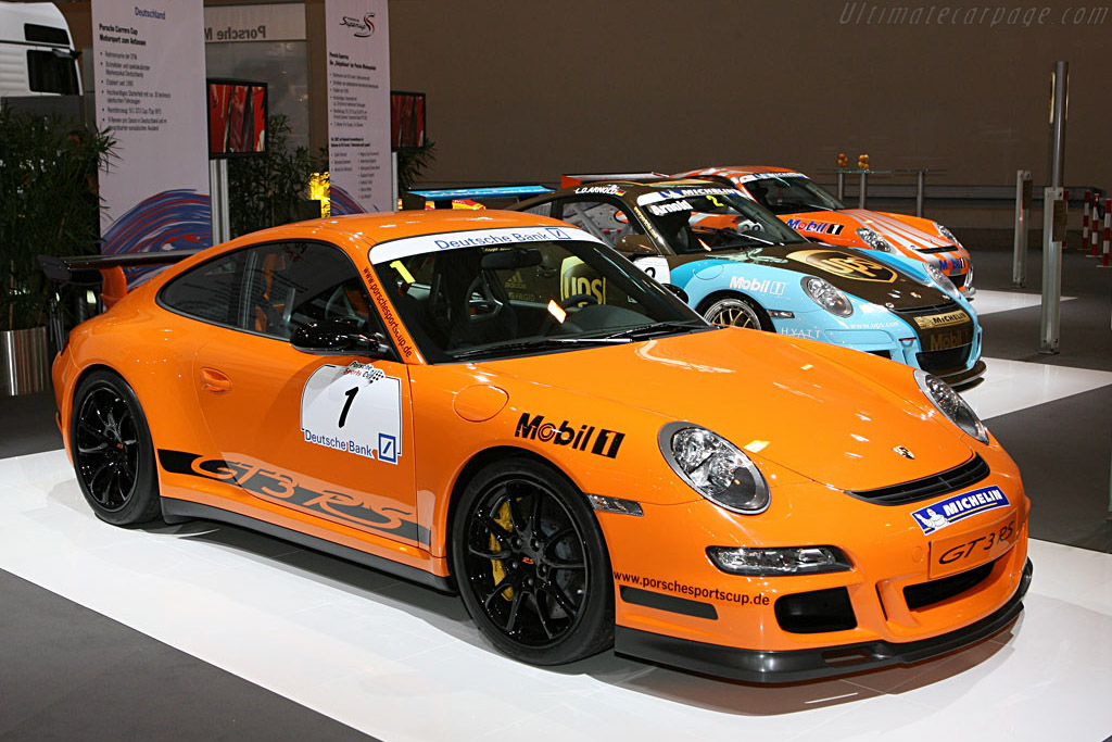 porsche 911 gt3 rs 2006 essen motor show. Black Bedroom Furniture Sets. Home Design Ideas