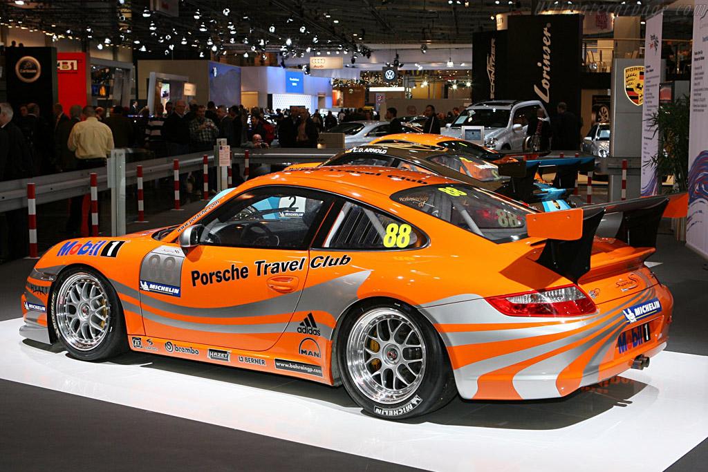 Porsche 911 Gt3 Supercup 2006 Essen Motor Show