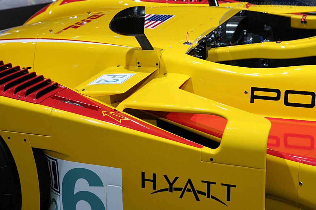 Porsche RS Spyder EVO    - 2006 Essen Motor Show