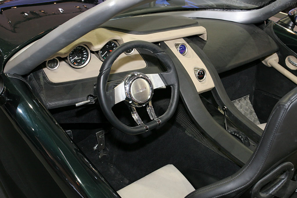 Sbarro V12 Roadster    - 2006 Essen Motor Show