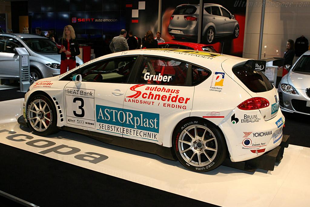 Seat Leon WTCC    - 2006 Essen Motor Show