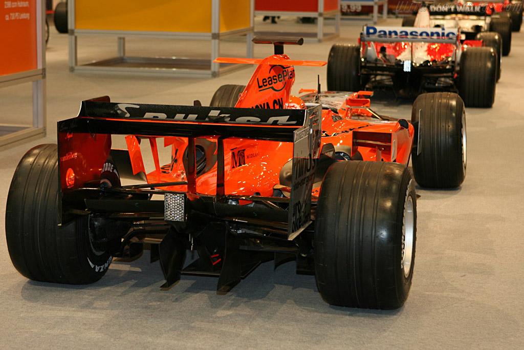 Spyker Midland    - 2006 Essen Motor Show