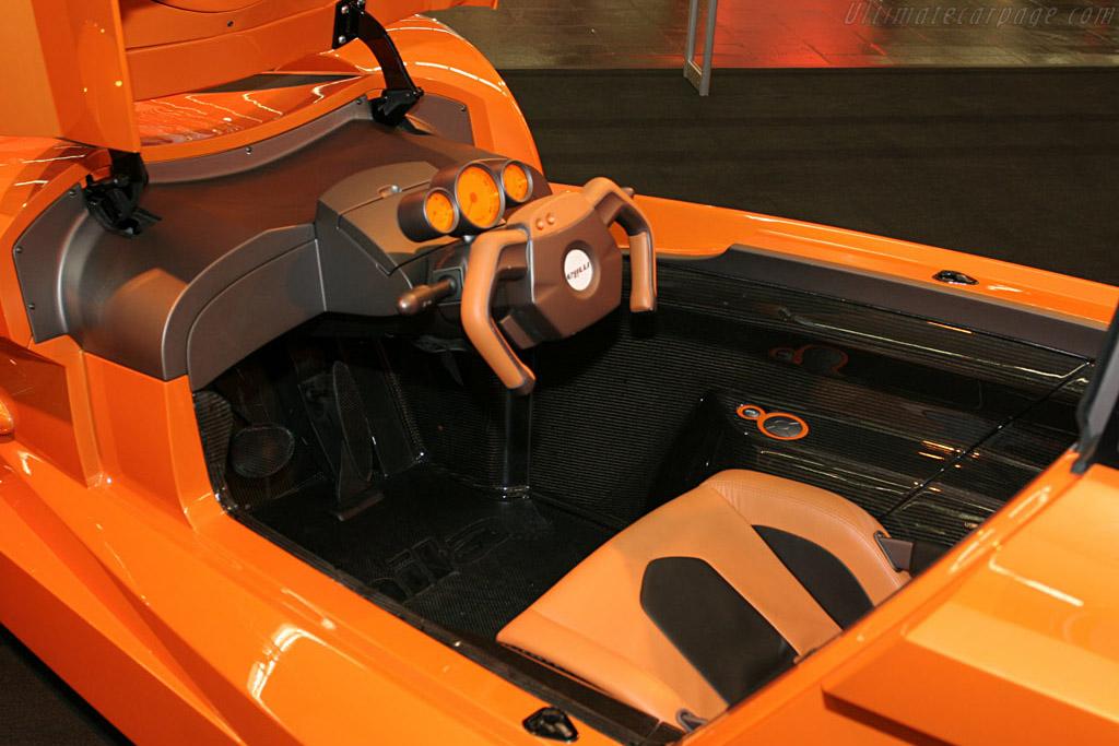 Steyr Mila Concept    - 2006 Essen Motor Show