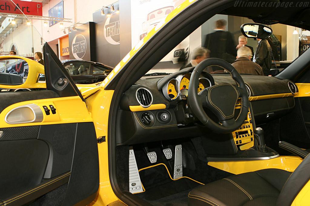 Techart Cayman Widebody    - 2006 Essen Motor Show