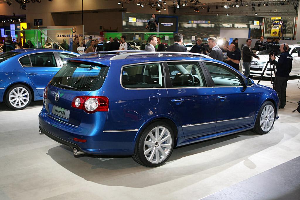 Volkswagen Passat R36    - 2006 Essen Motor Show