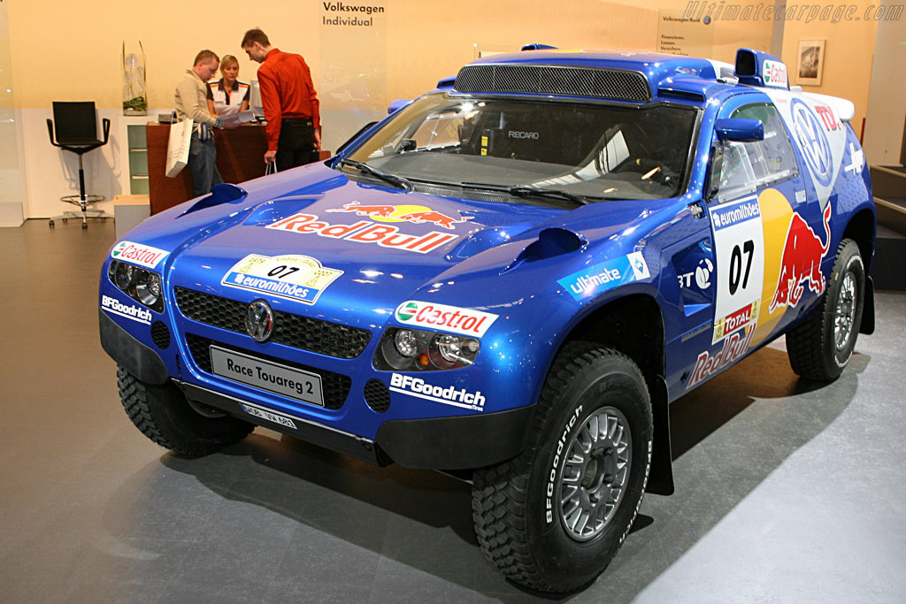 Volkswagen Race Touareg 2    - 2006 Essen Motor Show