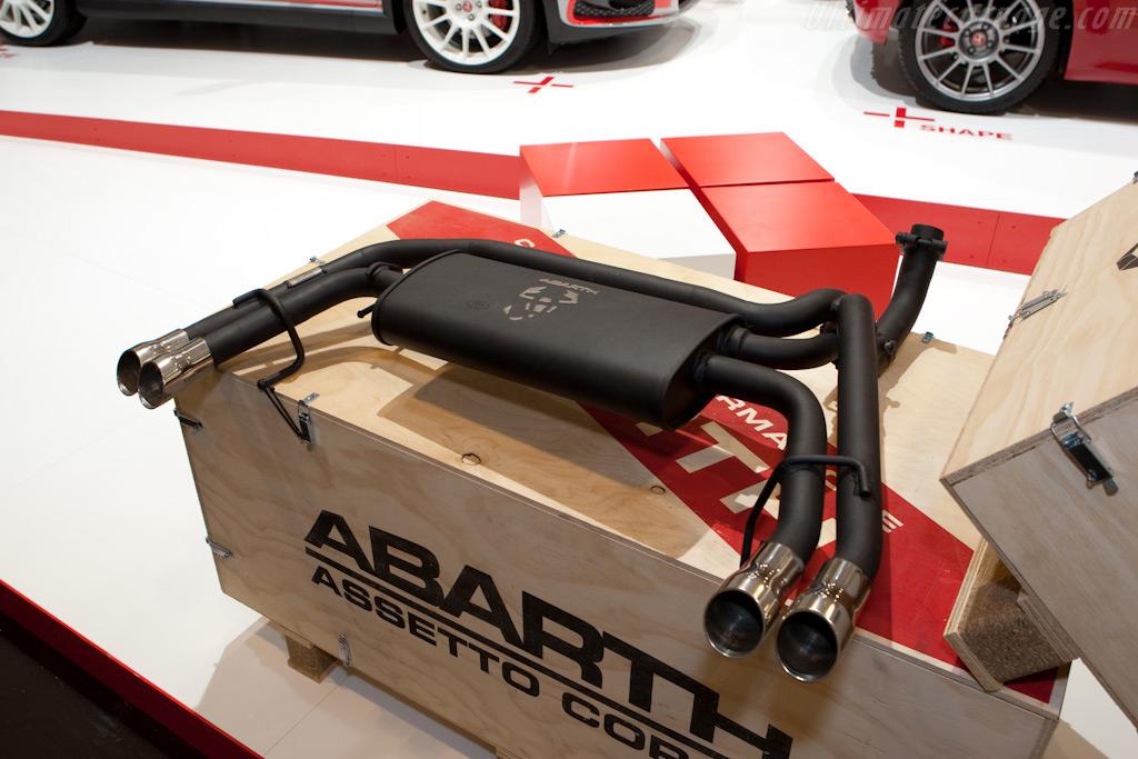 Abarth    - 2009 Essen Motor Show