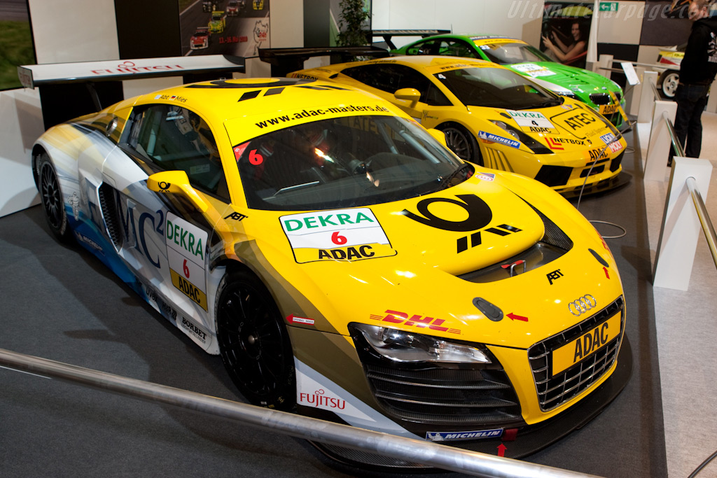 Audi R8 Lms Chassis As42aofgt3090104 2009 Essen Motor