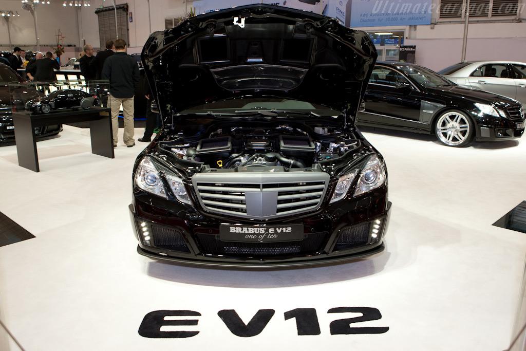 Brabus EV12 One of Ten    - 2009 Essen Motor Show