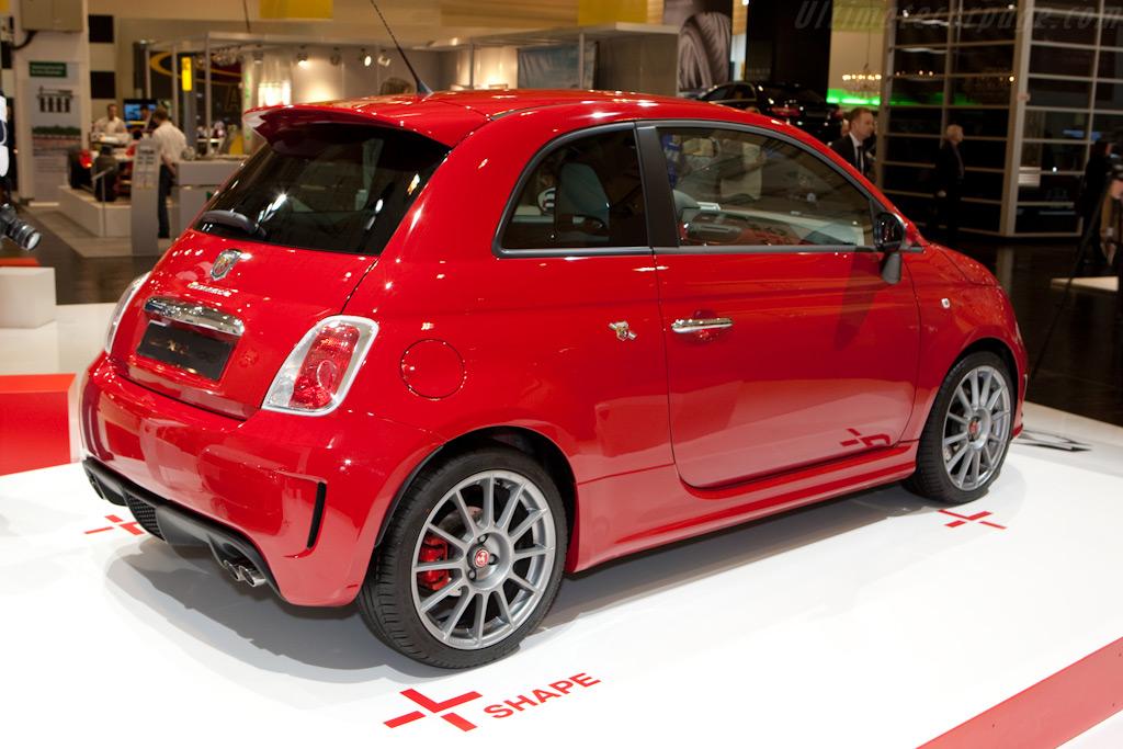 Fiat Abarth 500 esseesse    - 2009 Essen Motor Show