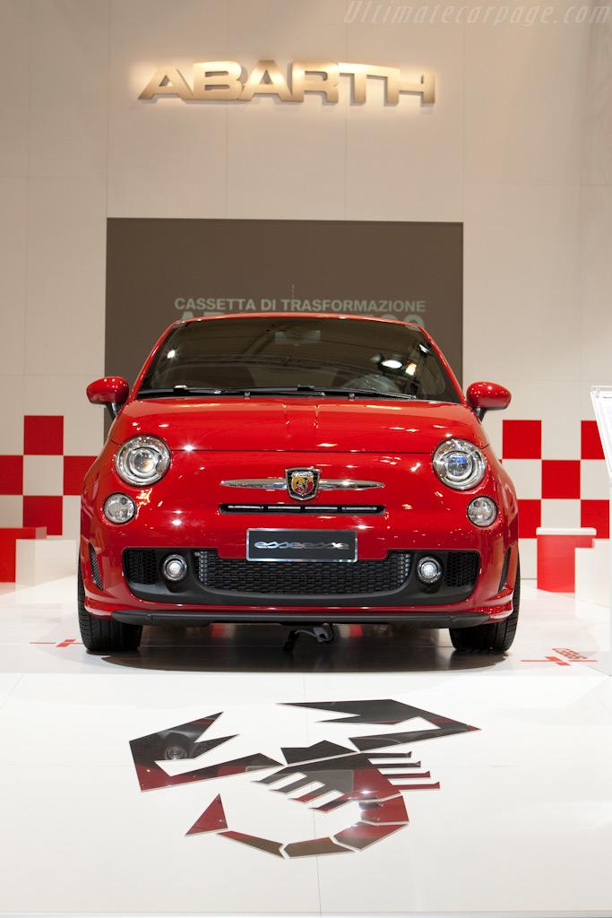Fiat Abarth 500 Esseesse 2009 Essen Motor Show