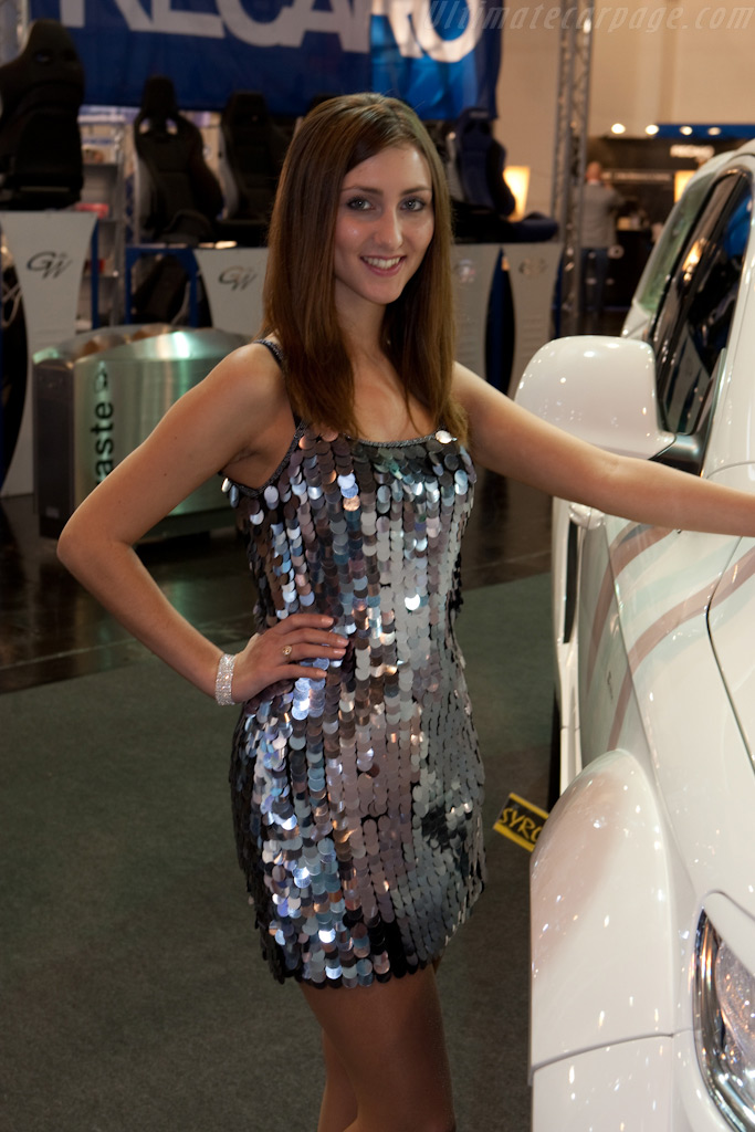 Glitter and Glamour?    - 2009 Essen Motor Show
