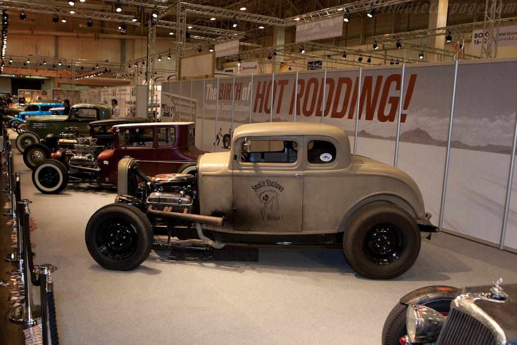 Hot Rods    - 2009 Essen Motor Show