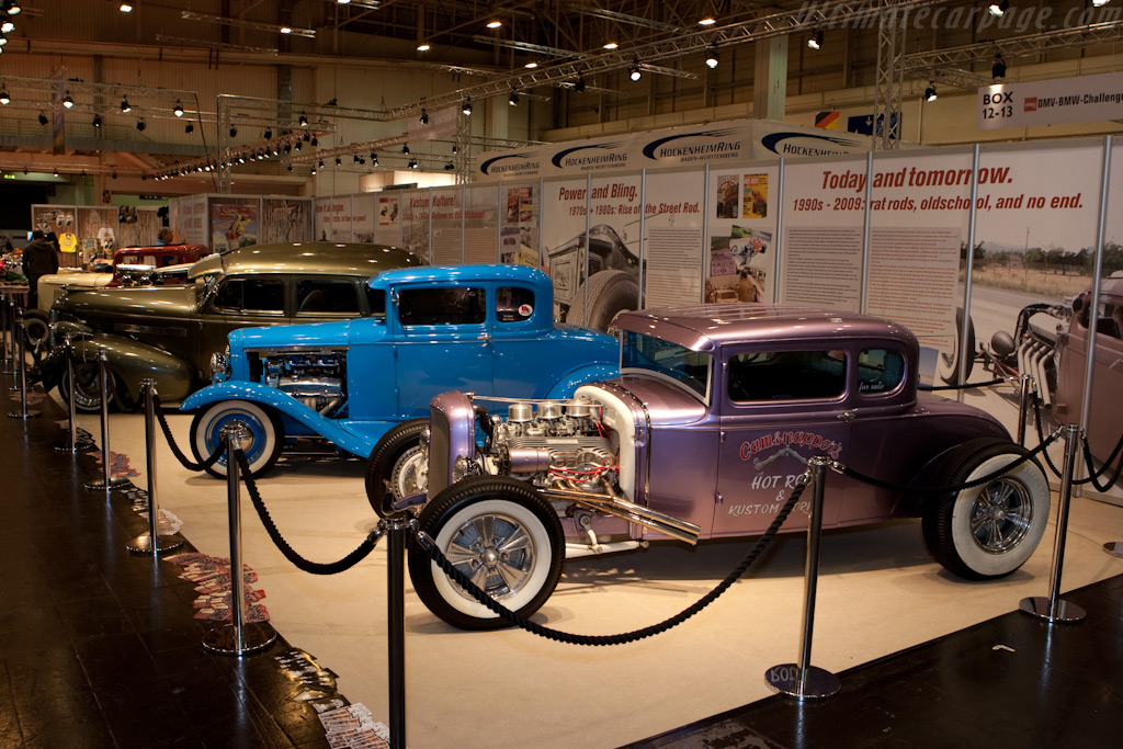 Hot Rods    - 2009 Essen Motor Show