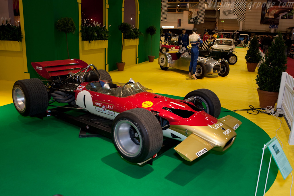 Lotus 49B - Chassis: R6   - 2009 Essen Motor Show