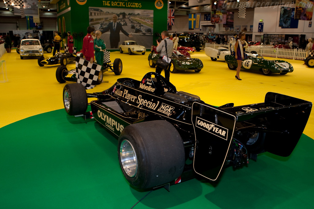 Lotus 79 - Chassis: 79/3   - 2009 Essen Motor Show