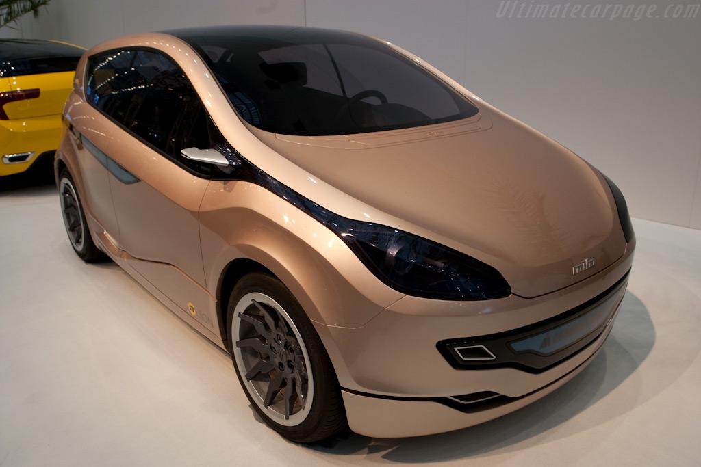 Magna Mila Concept    - 2009 Essen Motor Show