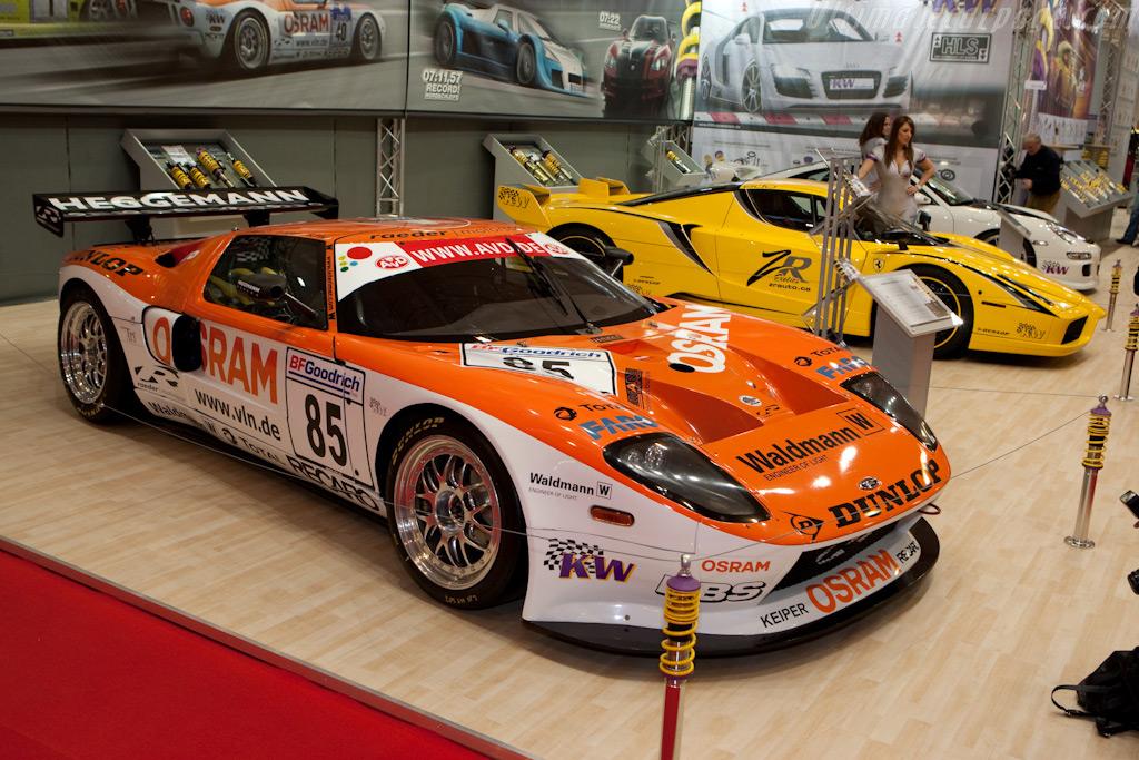 Matech-Ford GT3    - 2009 Essen Motor Show