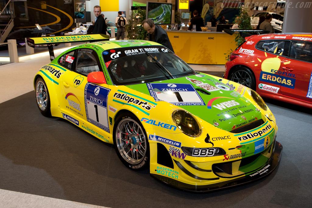 Porsche 997 GT3 RSR    - 2009 Essen Motor Show