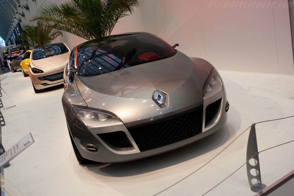 Renault Megane Coupe Concept    - 2009 Essen Motor Show