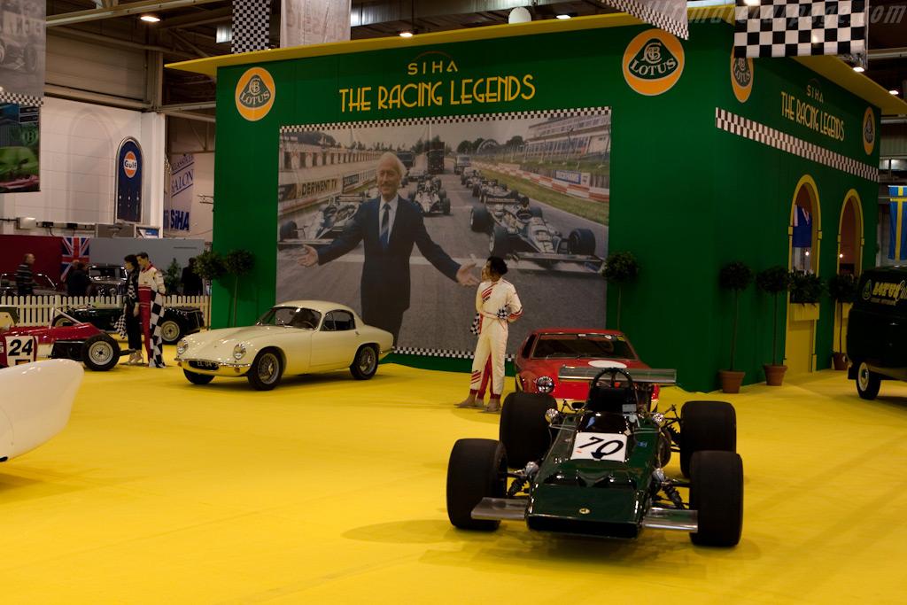 SIHA Racing Legends    - 2009 Essen Motor Show