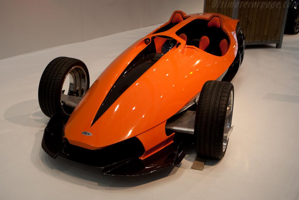 Sbarro    - 2009 Essen Motor Show