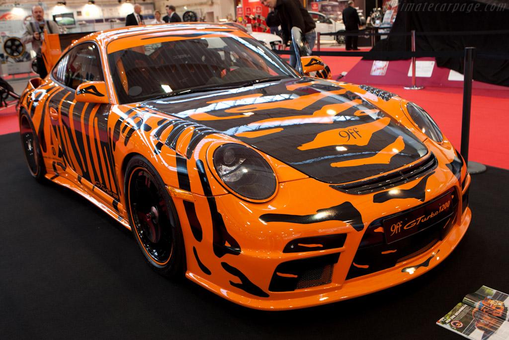 9ff GTurbo 1200    - 2010 Essen Motor Show
